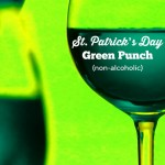 Easy halloween punch recipe ghoulish green punch for Halloween green punch recipes alcoholic