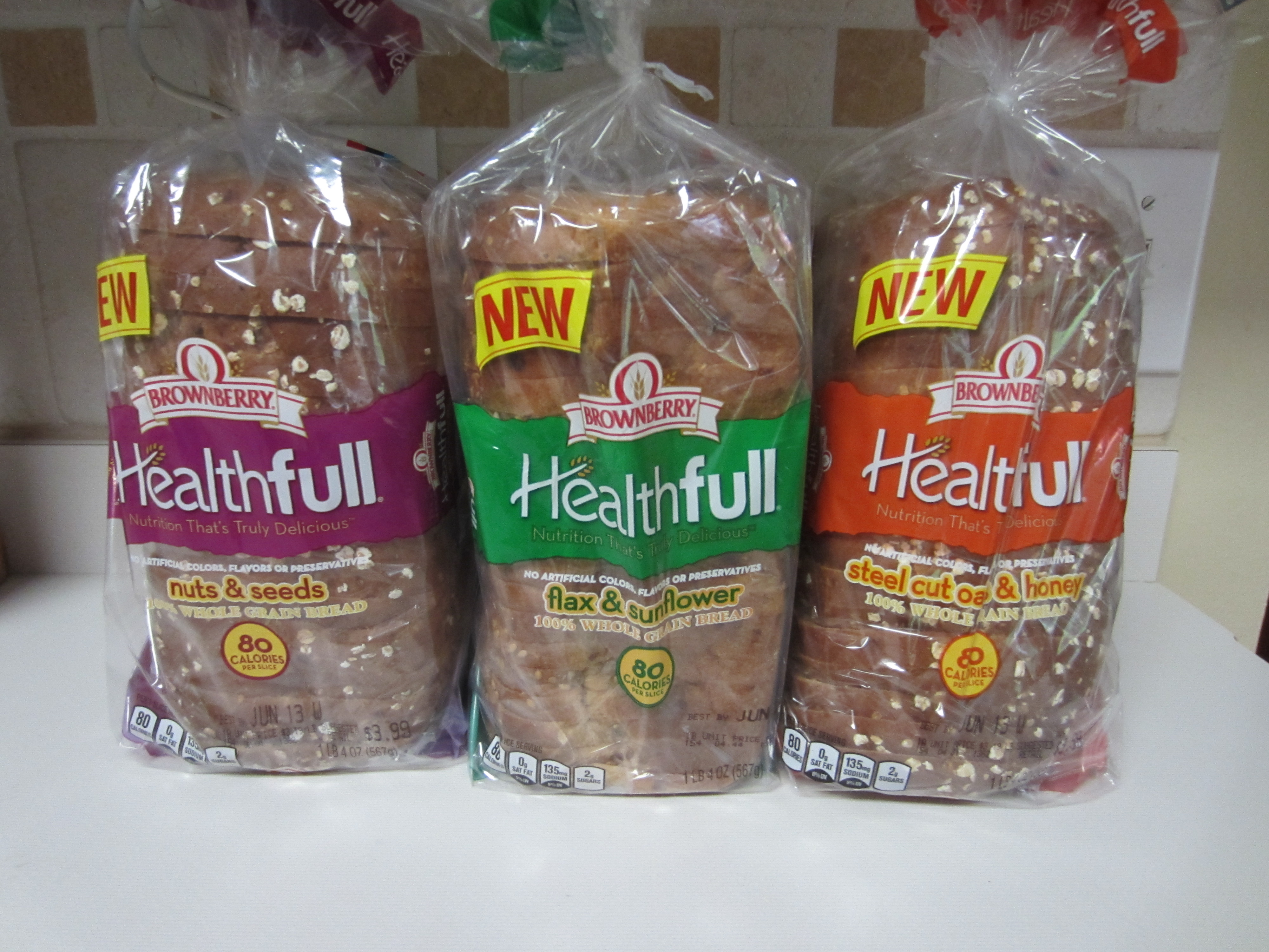 Brownberry Healthfull Bread Swap Out with Reader Giveaway