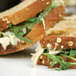 Waldorf Chicken Salad Sandwich Recipe + Brownberry Prize Pack Giveaway!