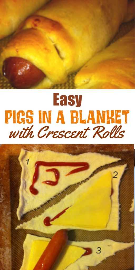Pigs in a Blanket with Crescent Rolls
