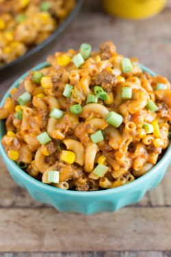 One-skillet-easy-taco-pasta