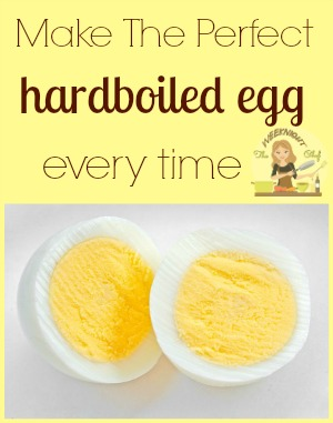 How To Make The Perfect Hard Boiled Egg Every Time