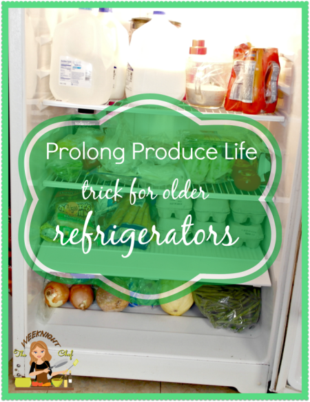 How To Prolong Life Of Produce In Small Refrigerator