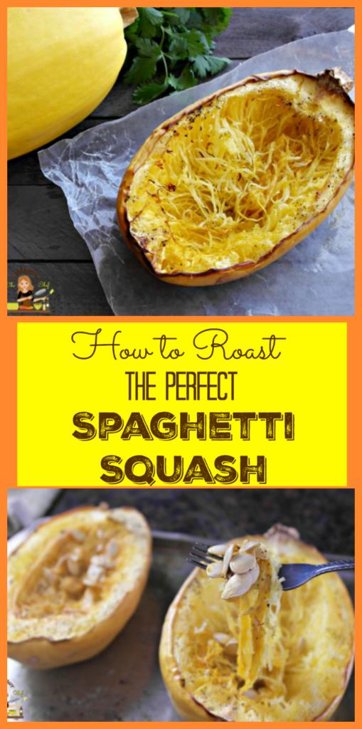 How To Roast The Perfect Spaghetti Squash