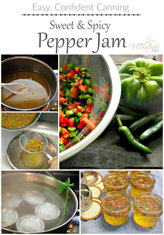 pepper jam recipe