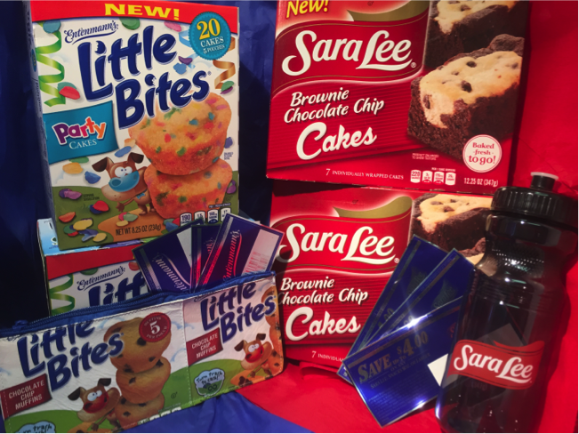 Sara Lee and Entenmann's Back-to-School Reader Giveaway