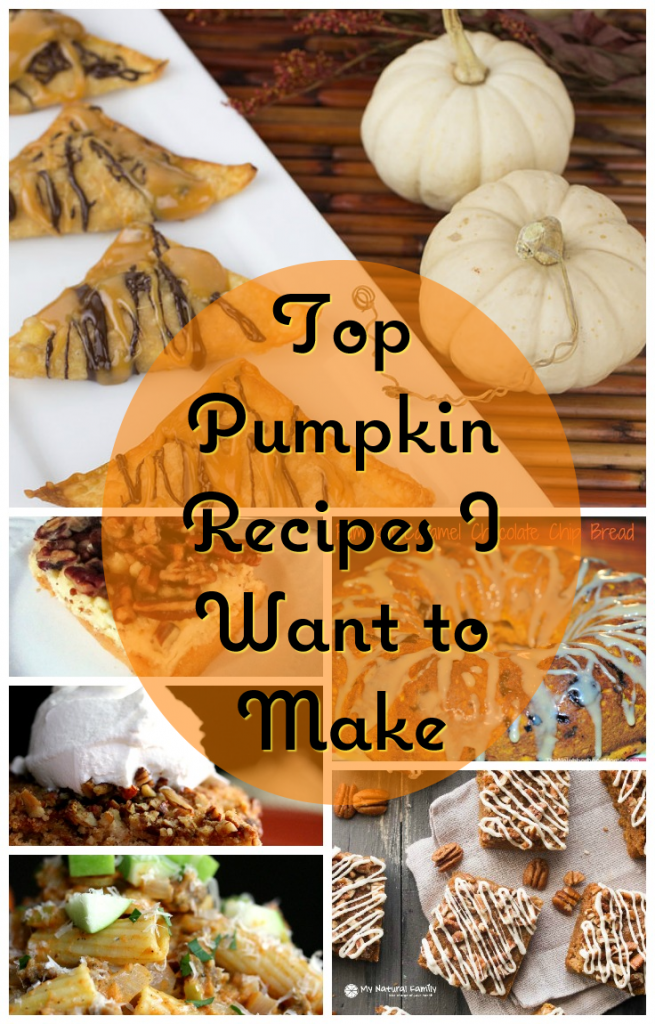 13 Awesome Pumpkin Recipes