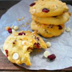 Cranberry White Chocolate Macadamia Nut Cookies Recipe