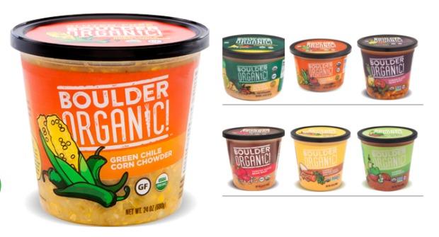 Boulder Organic Soups