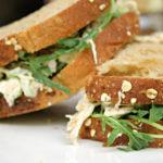 Waldorf Chicken Salad Sandwich Recipe + Brownberry Prize Pack Giveaway!