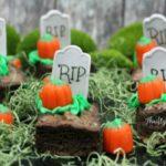 Halloween Graveyard Brownies Recipe