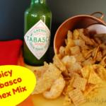 Spicy Tabasco Chex Mix Recipe + Printable Tabasco Coupon